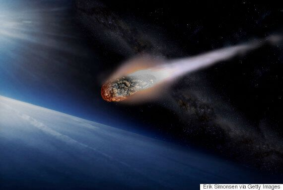 A Meteor Exploded Over Ireland With The Force Of An 'Atomic