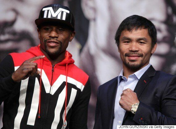 Where To Watch The Mayweather Vs Pacquiao Fight - From London to