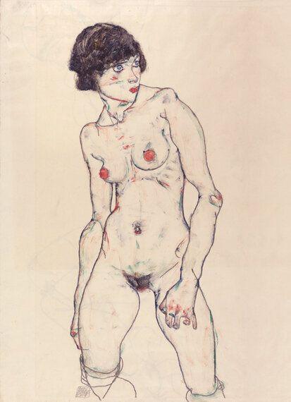 Egon Schiele: The Radical