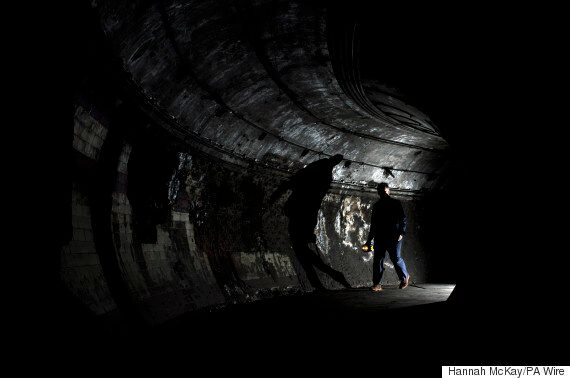 'Ghost' Tube Station Down Street That Could Be 'Reopened' Revealed In New