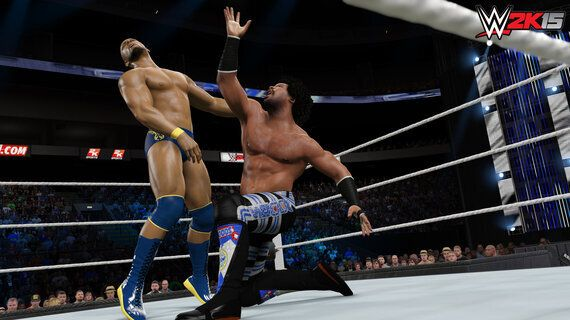 What's New in WWE2K15 With Bryce