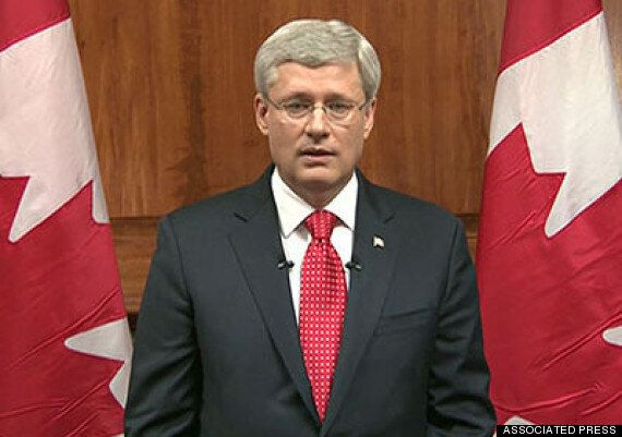 Ottawa Shootings: 'Canada Will Never Be Intimidated' Says Prime Minister Harper In Wake Of Deadly