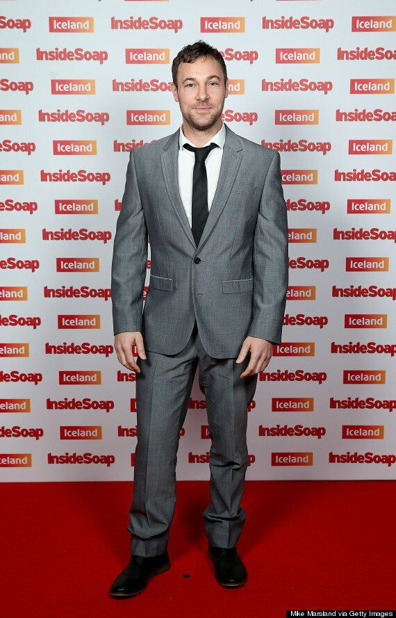 'Coronation Street' Actor Marc Baylis: 'Women Find Rob Donovan More Sexy After Tina's