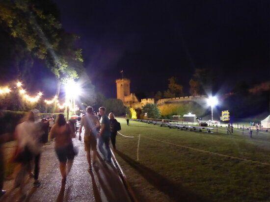 Kings of Warwick Castle - Kaiser Chiefs Gig