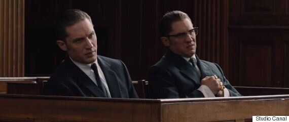 'Legend' Trailer: Tom Hardy Stars As Both Kray Twins In New