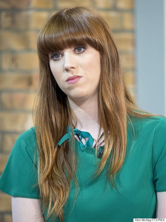 Lil Chris's Sister Hannah Hardman Urges Men To Talk About Mental Health During 'This Morning'