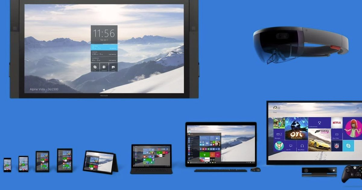 Microsoft BUILD: Windows 10, HoloLens And The New Internet