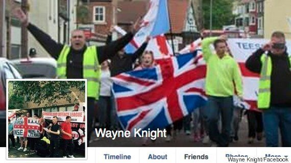 EDL Member In Facebook Race Debate With 12-Year-Old Niece Before Sulking 'I'm Deleting You