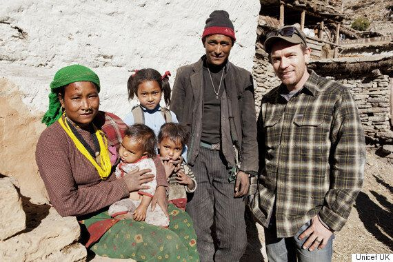 In and Around Kathmandu, Almost a Million Children Are in Urgent Need of