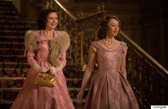 FREE CINEMA TICKETS: Watch 'A Royal Night Out' - Wartime About Royal Princesses Celebrating VE Day With...