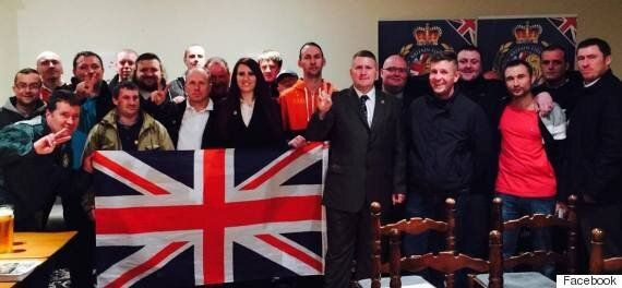 Britain First Scotland Meeting Scuppered By Tiny