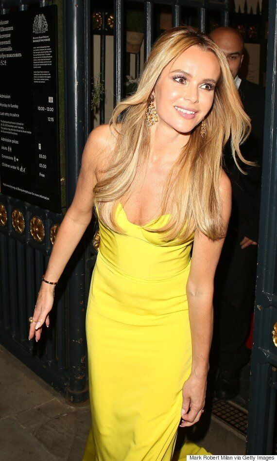Amanda Holden Compares Her Nipples To Ant And Dec: 'They Always Stand On Certain