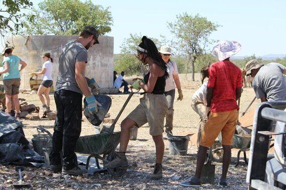 Volunteers Make The World Go