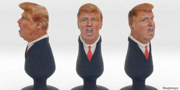 Donald Trump Buttplugs Are A Real Thing And You Can Buy