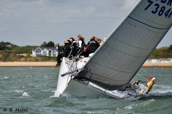 The Sea Is for Sirens - An All-Female Yacht Racing Team Pave the Way for a New Era in Women's