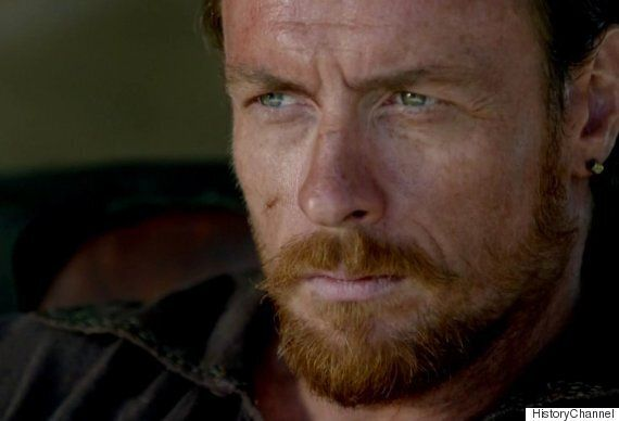 WISE WORDS: 'Black Sails' Star Toby Stephens Shares The Lessons He's Learned Along The Way, And A Dream...