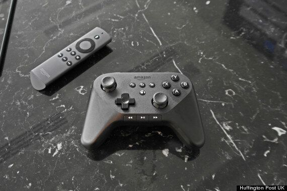 Amazon Fire TV Launches In The