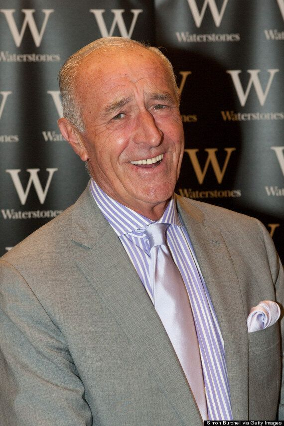 'Strictly Come Dancing' Judge Len Goodman Pans Twerking: 'Why Are These Kids Doing
