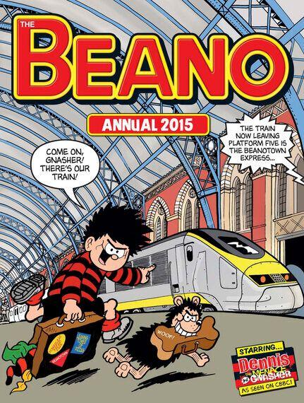 'Beano' Magic at St Pancras Station This Half-Term and