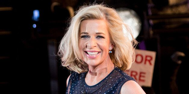 BOREHAMWOOD, ENGLAND - FEBRUARY 06: Katie Hopkins is evicted from the Big Brother house at Elstree Studios...