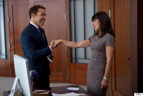 Constance Zimmer, Star Of 'UnREAL', 'House Of Cards', 'Entourage' On Her Husband That Took Six Years...