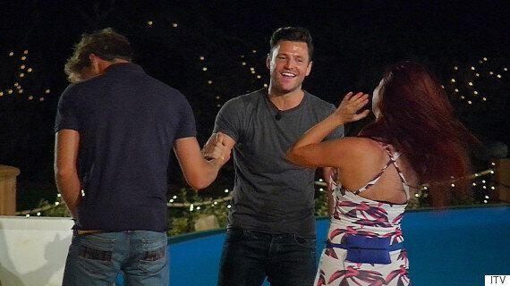 'Love Island' Contestants Left Holding The Baby In Latest Task, As Mark Wright Arrives For Lauren's Birthday
