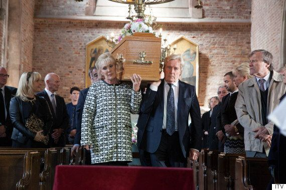 'Coronation Street': Deirdre Barlow's Funeral Sees 8 Million Viewers Tune In To Say