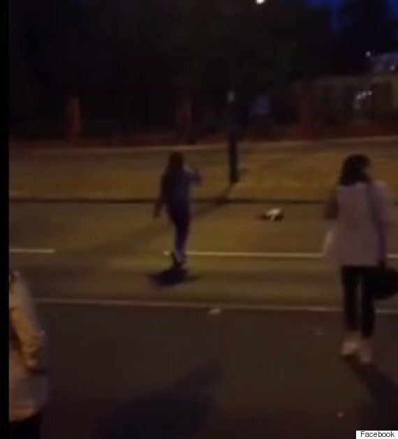 Birmingham Bullying Video Teenager Charged After Viral Clip Shows Horrific Attack On Two