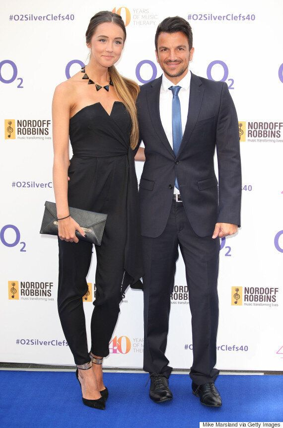 Peter Andre And Emily MacDonagh Delay Honeymoon For High Court Case Dispute Over ITV2 Reality TV Shows...
