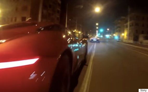 Latest James Bond 'Spectre' Vlog Reveals Behind-The-Scenes Footage Of Aston Martin-Jaguar Car Chase