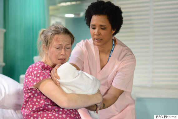 'EastEnders' Spoiler: Carter Family Meet Their New Baby After Linda's Dramatic Labour