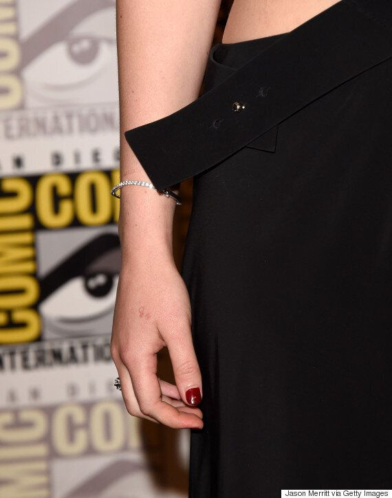 Jennifer Lawrence Reveals H2O Tattoo... And Admits Its Embarrassing Design Mistake