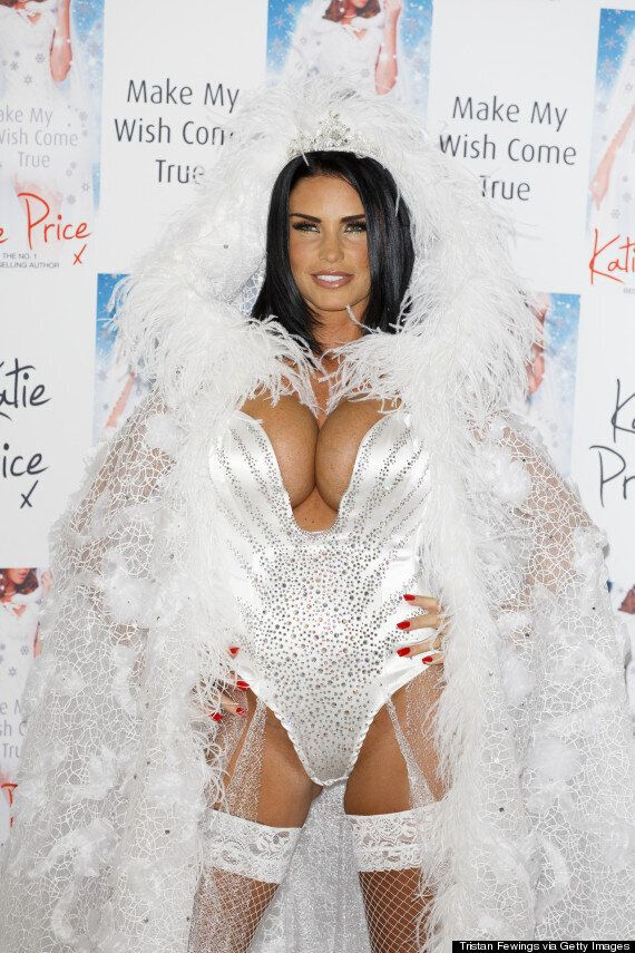 Katie Price 'Would Sell Boob Implants For Breast Cancer Charity', After Revealing Plans For More Plastic
