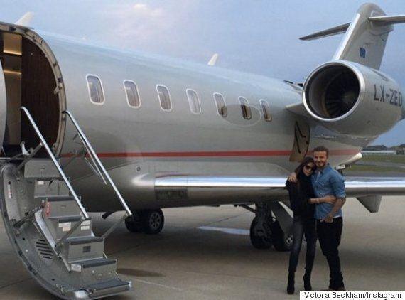 David Beckham Joins Instagram, Flies To Marrakech With Victoria To Kick Off 40th Birthday