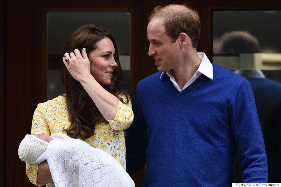 Royal Baby Pictures Lead UK Newspapers As Kate Middleton And William Welcome Their Second