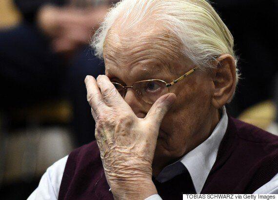 'Auschwitz Bookkeeper' Oskar Groening Guilty Of Accessory To Murder Of