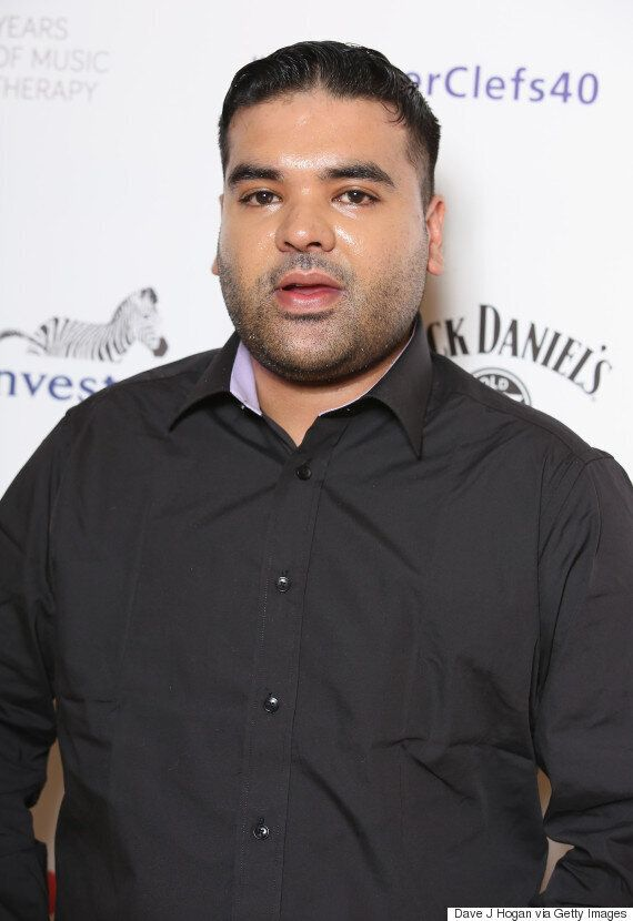 Naughty Boy Reveals Plans To Record Music With Prisoners: 'Everyone Deserves A Second