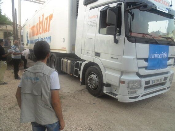 Reaching Syria's 'Silent Governorate' With Much-Needed Humanitarian