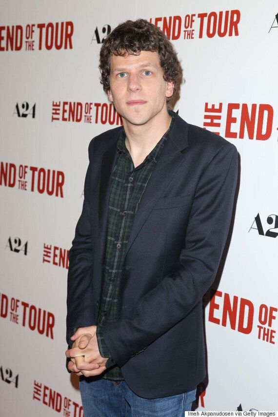 Jesse Eisenberg Clarifies 'Genocide' Comments About Comic-Con: 'I Was, Of Course, Using