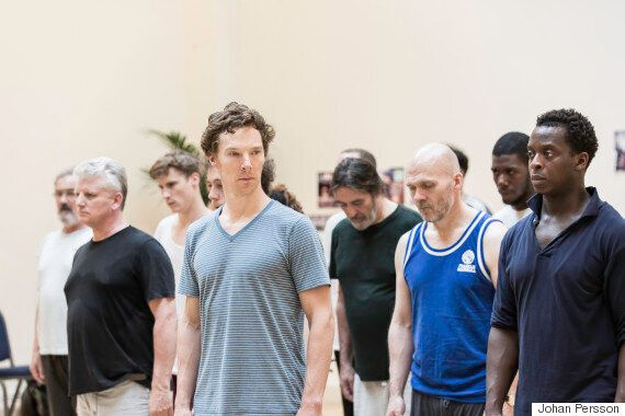 Benedict Cumberbatch As Hamlet: 'Sherlock' Actor Takes Centre-Stage In New Rehearsal Photos
