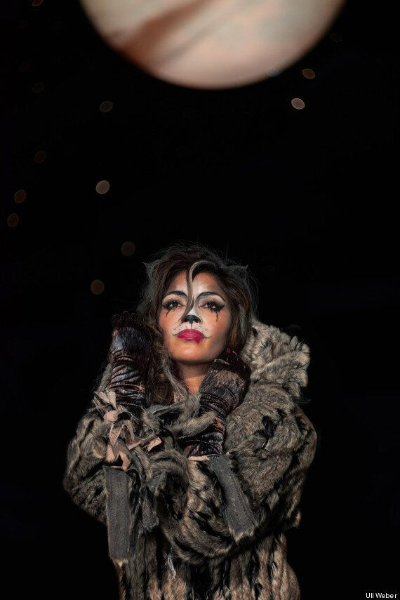 Nicole Scherzinger's First Photos In 'Cats' Emerge: 'Your Love' Singer To Make West End Debut Playing