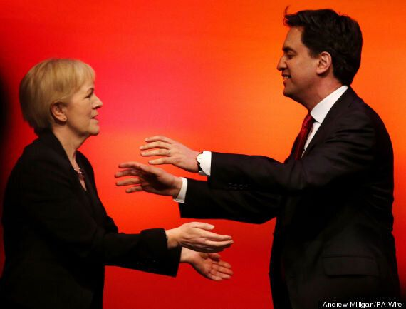 Tony Blair Denies Saying Ed Miliband Can't Beat David Cameron In