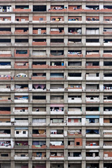 Constructing Worlds Photography Exhibition at Barbican