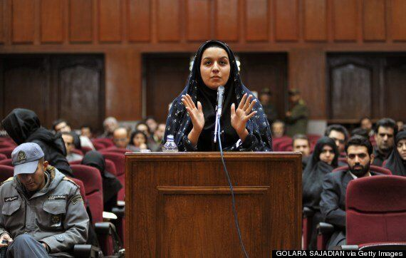 Iran's Execution Of Young Woman Reyhaneh Jabbari Is 'Bloody Stain' On Nation, Says