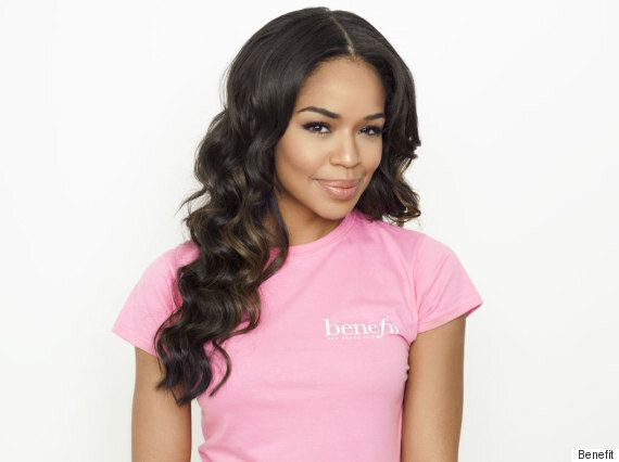 Sarah-Jane Crawford On How A Breast Lump Inspired Her To Support Benefit's Bold Is Beautiful