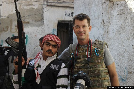 John Cantlie, ISIS Hostage, Describes Being Treated Well By Islamists In Latest