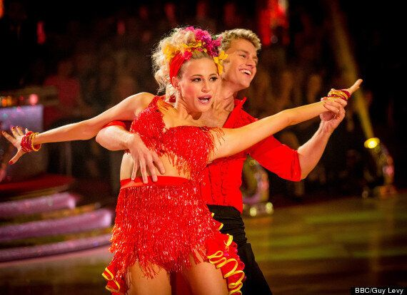 'Strictly Come Dancing': Pixie Lott Tops The Leaderboard As Judy Murray And Scott Mills Fail To Impress