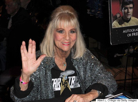Grace Lee Whitney Dead: 'Star Trek' Actress Dies, Aged