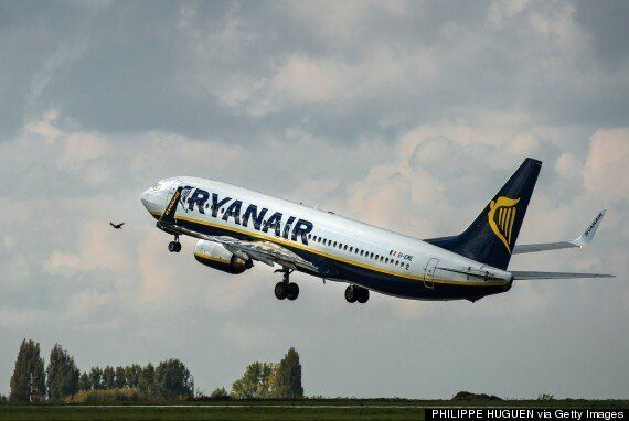 Ryanair Passenger Arrested After 'Threatening To Take Down