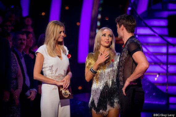 'Strictly Come Dancing' Results: Thom Evans Leaves After Dance Off Against Simon Webbe